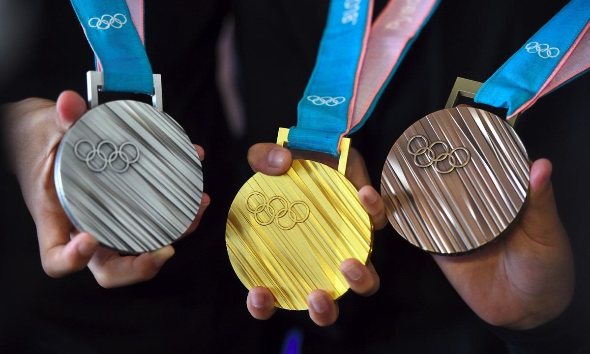 Χρυσή Ολυμπιονίκης