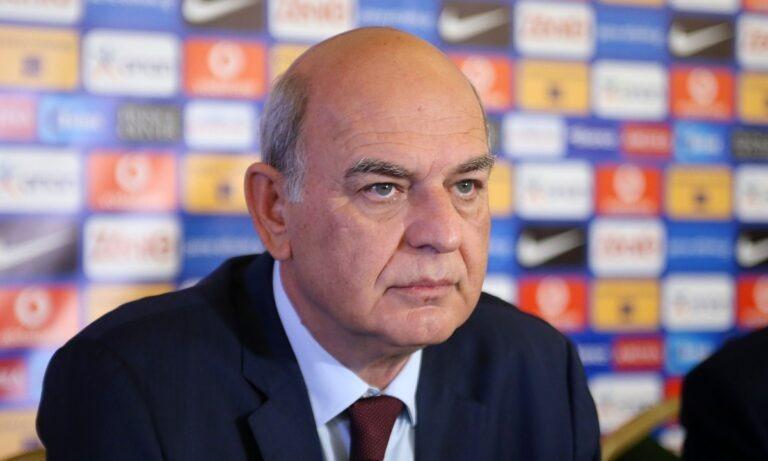 Γραμμένος: «Φέραμε την αξιοπιστία στο ελληνικό ποδόσφαιρο!»