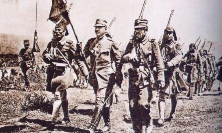 Σαν σήμερα η Ελλάδα μπαίνει στον Α' Παγκόσμιο Πόλεμο