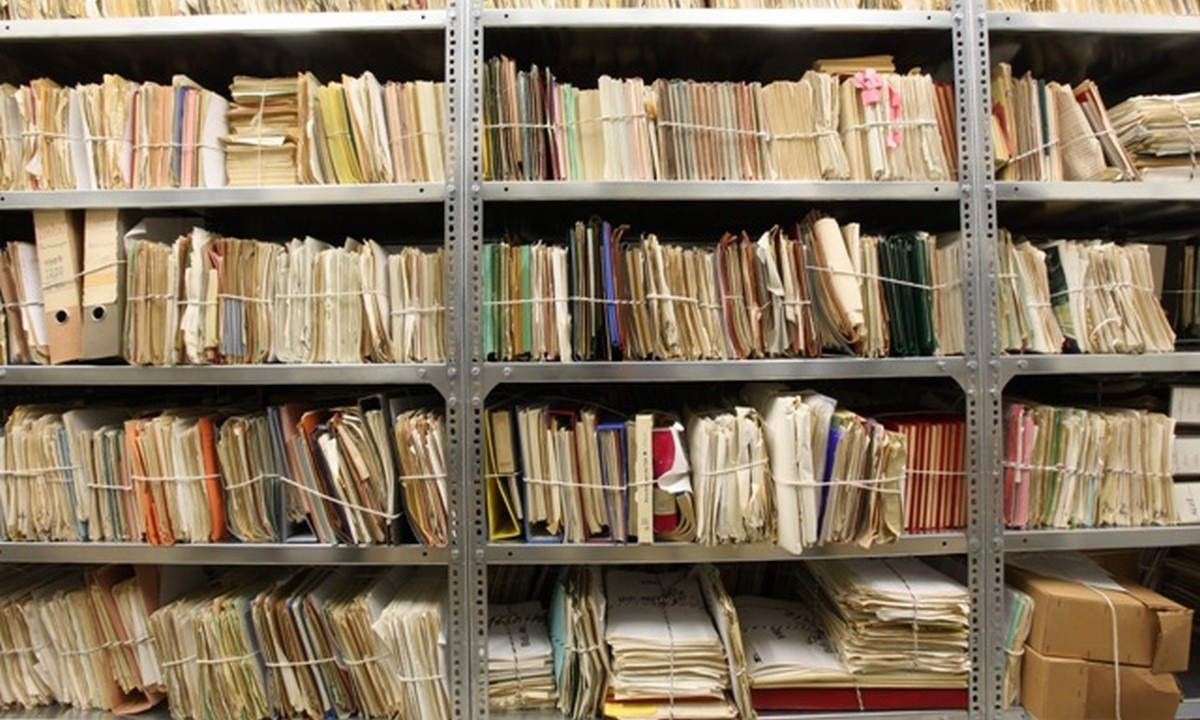 9 Ιουνίου: Παγκόσμια Ημέρα Αρχείων