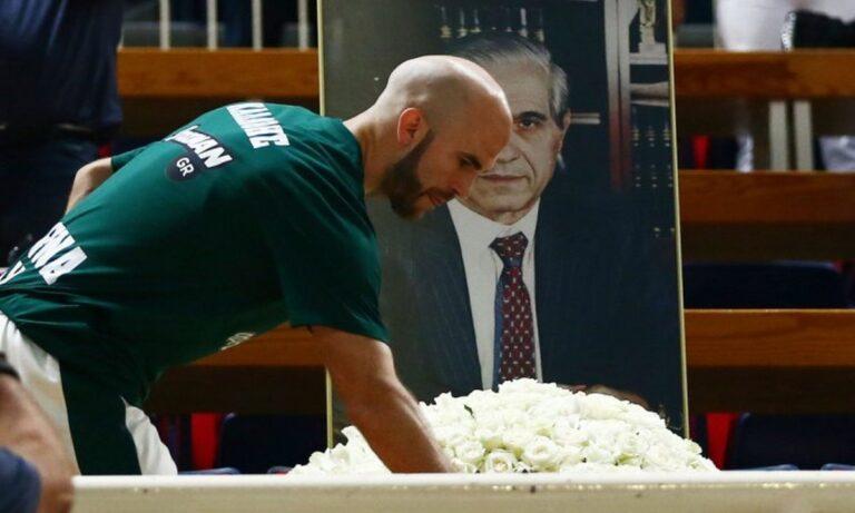 Καλάθης: Δεν ξέχασε τον Παύλο Γιαννακόπουλο (pic)