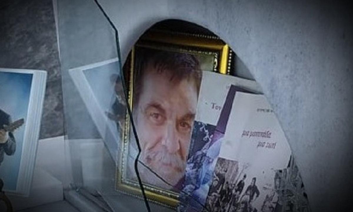 Κρήτη: Έσπασαν τον τάφο του Λευτέρη Καλομοίρη στα Ανώγεια! (pics)