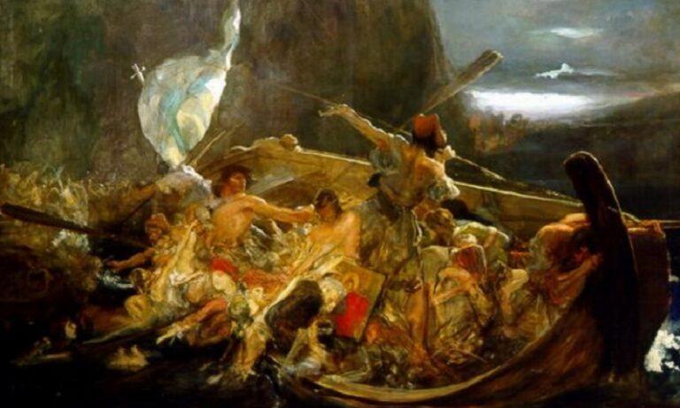 20 Ιουνίου: Η καταστροφή των Ψαρών (vid)