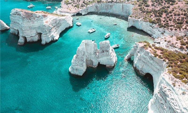 Τουρισμός – Tripadvisor: Στην Ελλάδα οι τρεις από τις δέκα ωραιότερες παραλίες της Ευρώπης