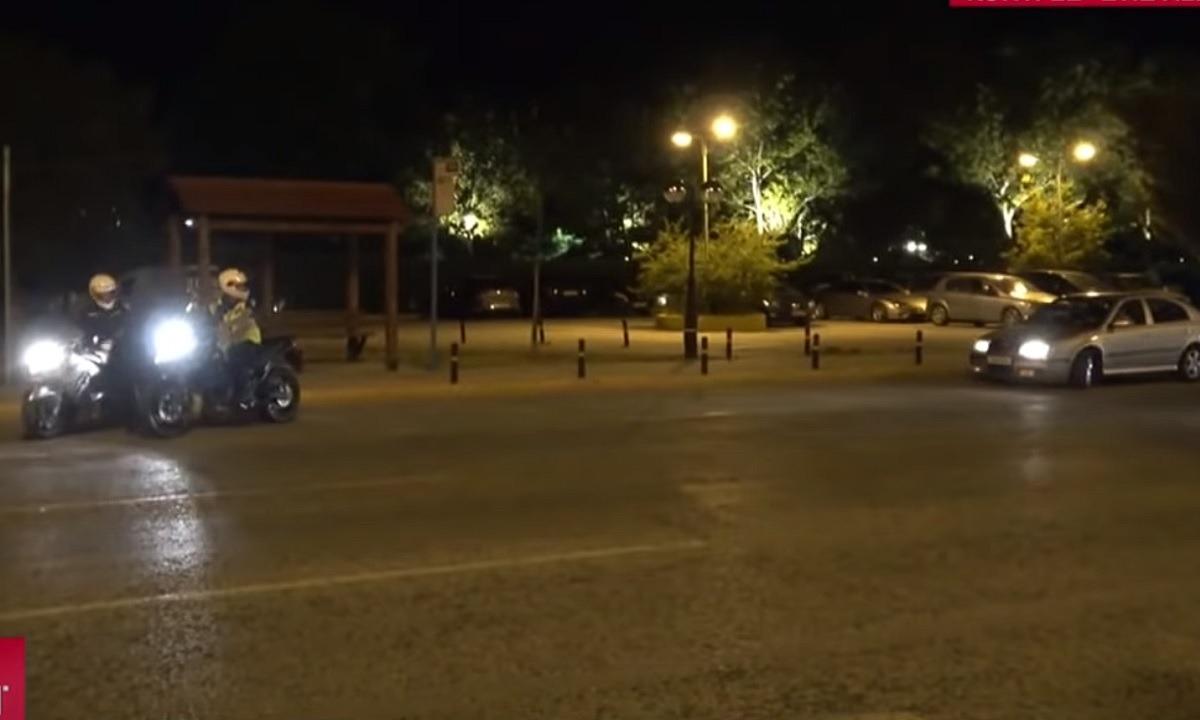Καταδίωξη στην παραλιακή: Αστυνομικοί κόντρα σε «πειραγμένα» αυτοκίνητα (video)