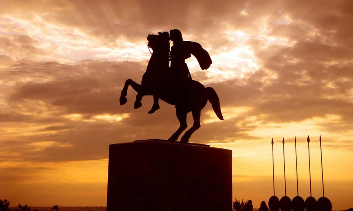 Ο Έλληνας Μέγας Αλέξανδρος και όχι αυτός που θέλουν να περάσουν… στις Πρέσπες