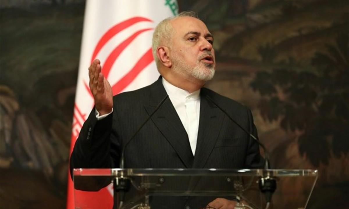 Μοχαμάντ Τζαβάντ Ζαρίφ Ιράν