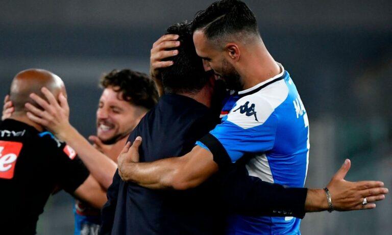Νάπολι – Γιουβέντους 4-2 πέν.: Coppa… partenopei (vid)