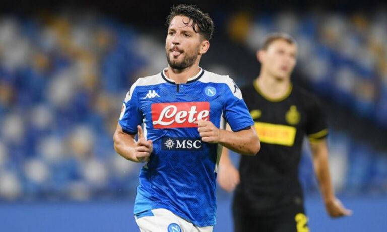 Κύπελλο Ιταλίας: Στον τελικό η Νάπολι αποκλείοντας την Ίντερ (vid)