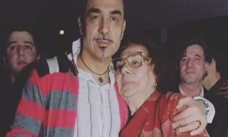 Νότης Σφακιανάκης: Βαρύ πένθος, «έφυγε» η μητέρα του