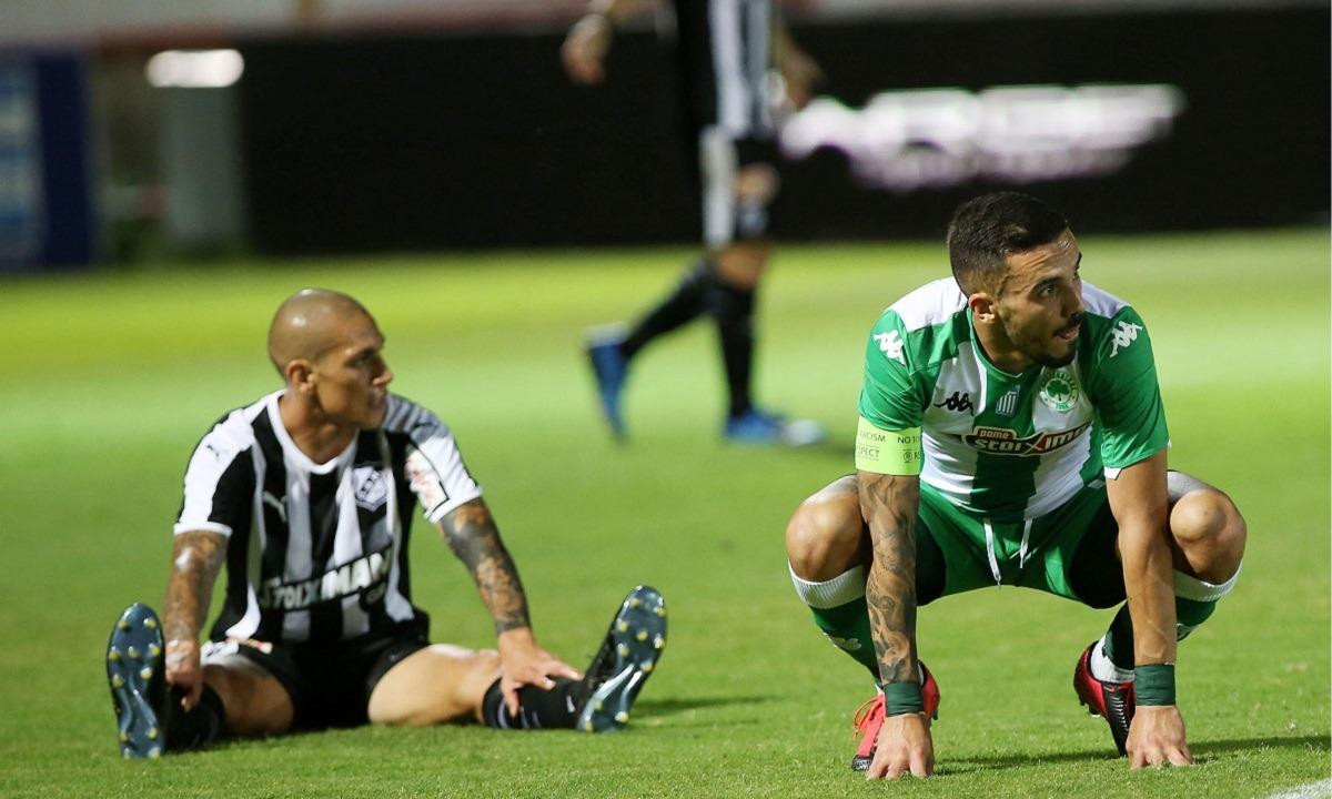 ΟΦΗ – Παναθηναϊκός 0-0: Δε VARιέσαι…