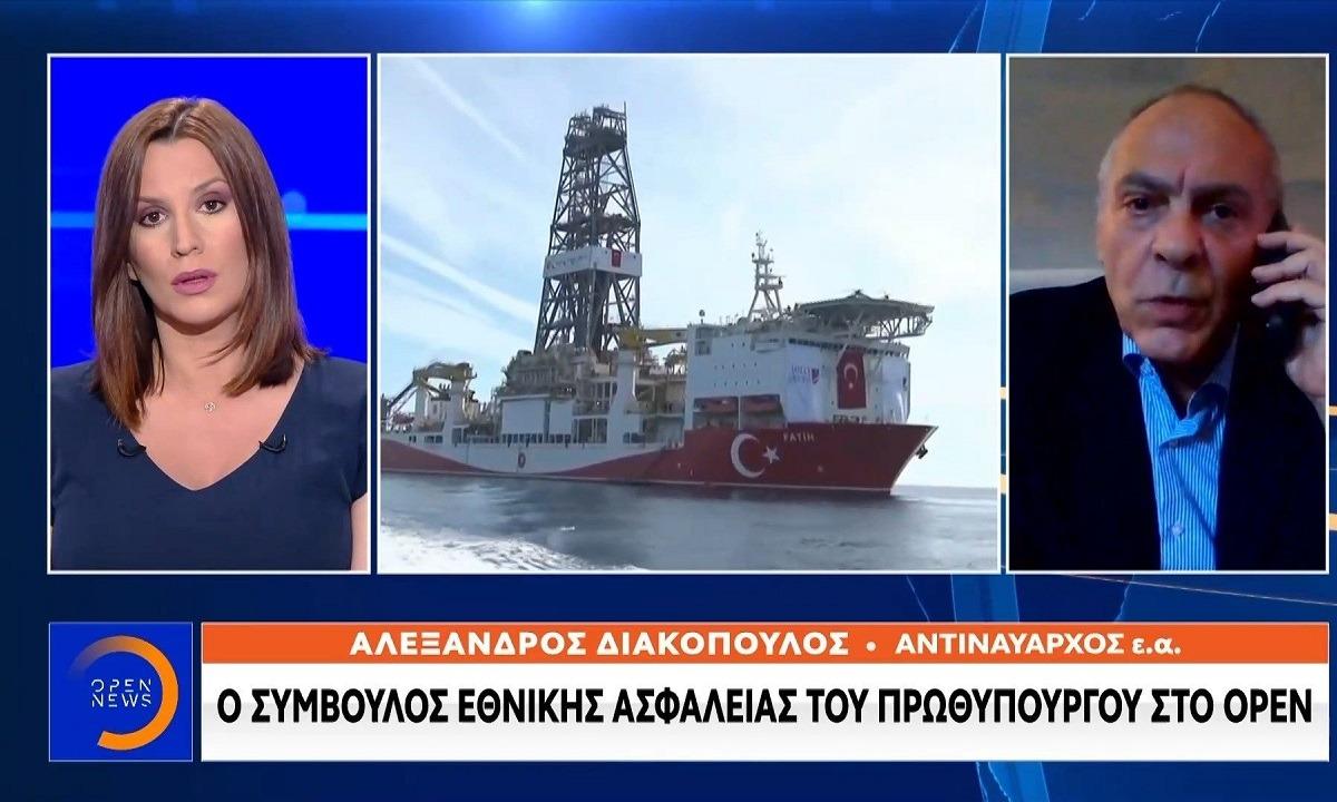 Σύμβουλος εθνικής ασφάλειας Μητσοτάκη: «Αν χρειαστεί θα απαντήσουμε και στρατιωτικά στην Τουρκία» - Sportime.GR