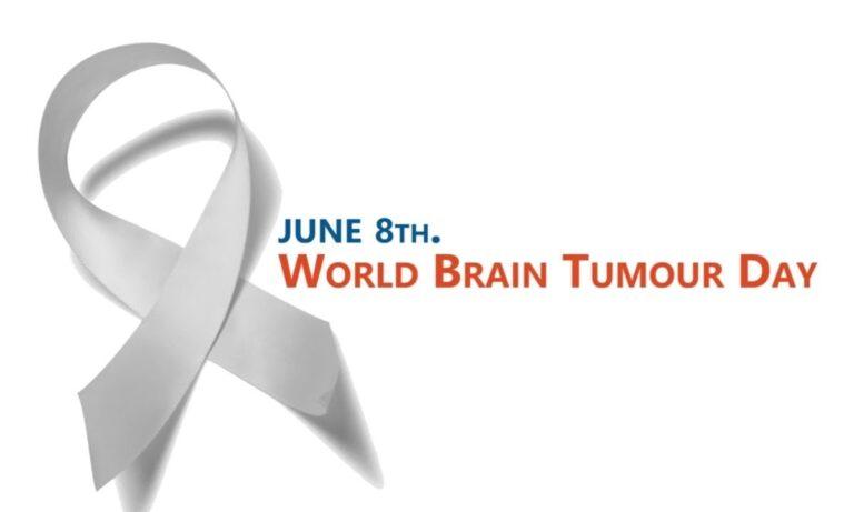 Παγκόσμια Ημέρα κατά των Εγκεφαλικών Όγκων