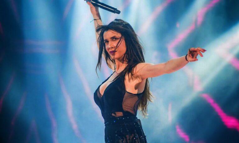 Πάολα: «Καυτή» στην πρεμιέρα της (pics)