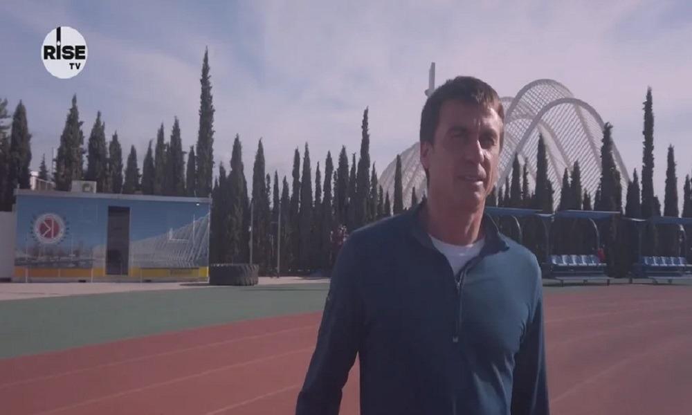Λάμπρος Παπακώστας: Πιστεύει σε μία νέα χρυσή γενιά αθλητών