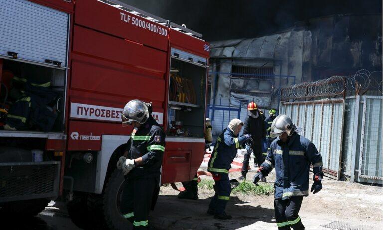 Πυροσβεστική: 57 δασικές πυρκαγιές σε 24 ώρες