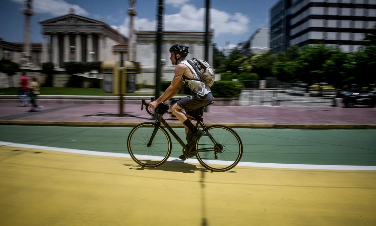 Αθήνα: Έρχονται δύο νέοι μεγάλοι ποδηλατόδρομοι!