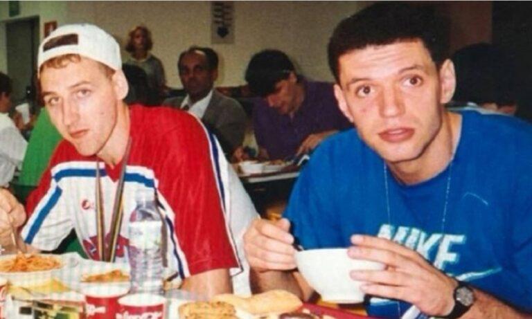 Ο Ντίνο Ράτζα αποκάλυψε πως είχε τσακωθεί με τον Πέτροβιτς, την παραμονή του θανάτου του!