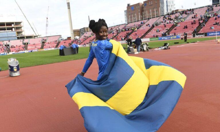 Κάντι Σανιά: Κορυφαία επίδοση στον κόσμο στο μήκος