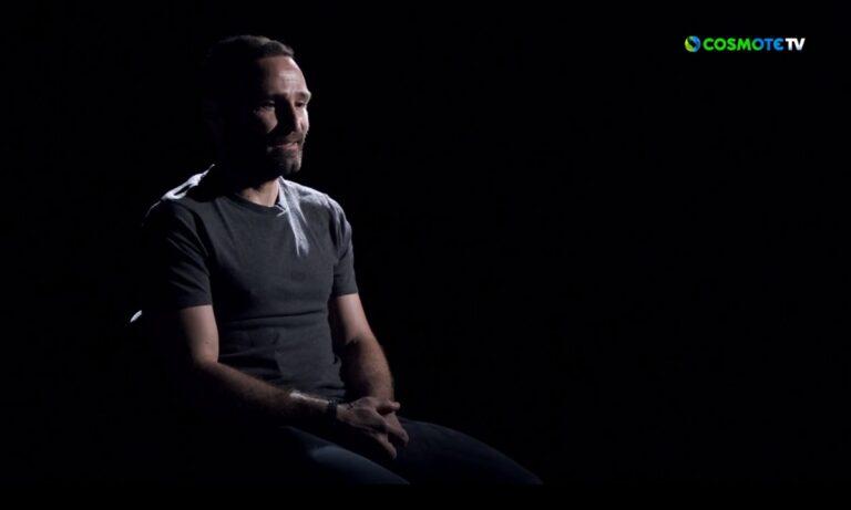 Σαλπιγγίδης: «Μετά το διπλό στην Τότεναμ, κλειδώθηκα στην τουαλέτα και έκλαιγα» (vid)
