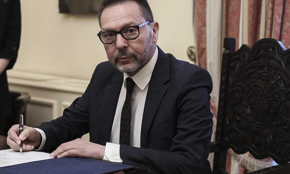 Γιάννης Στουρνάρας: Ορκίστηκε ξανά Διοικητής της Τράπεζας της Ελλάδος