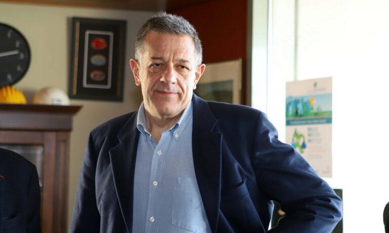 Νίκος Ταχιάος: Παραιτήθηκε από τον Δήμο Θεσσαλονίκης