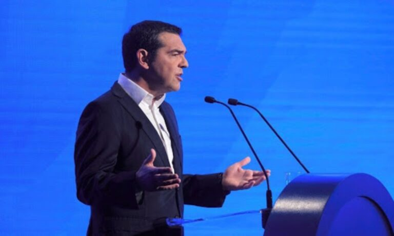 Τσίπρας: «Στο μόνο που έχει σχέδιο η κυβέρνηση είναι η δημιουργία μίας εικονικής πραγματικότητας» (vid)