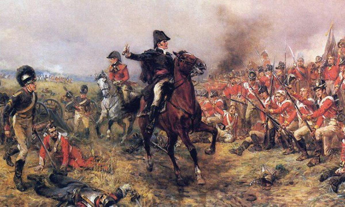 Σαν σήμερα η μάχη του Βατερλώ (vid)