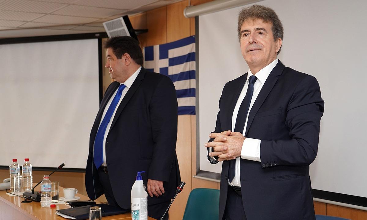 Χρυσοχοΐδης στην Κρήτη: «Δεν είναι λεβεντιά η βεντέτα»
