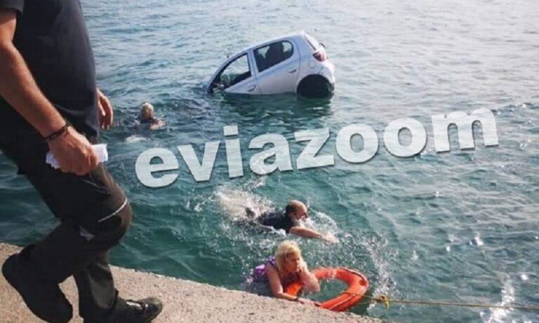 Αρκίτσα: Αυτοκίνητο έπεσε στη θάλασσα αντί να μπει στο καράβι