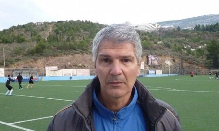 Χριστόπουλος: «Χρωστάω στην ομάδα ένα πρωτάθλημα»