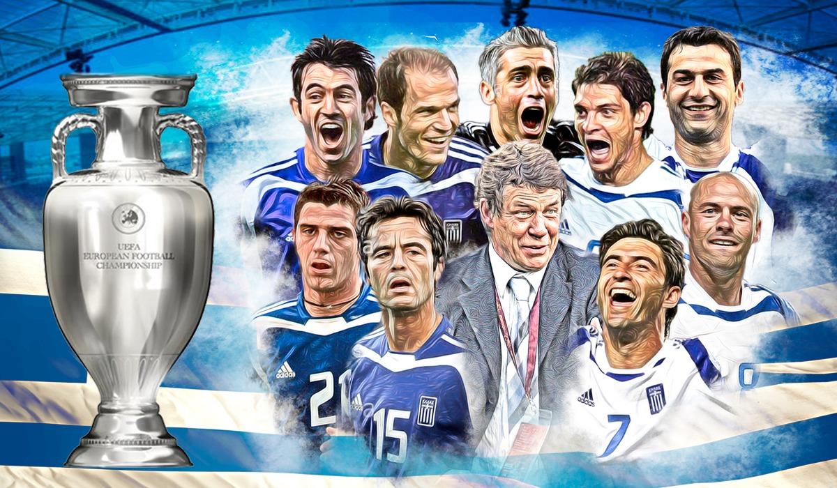 Αιώνια ευγνωμοσύνη για την Εθνική στο Euro 2004