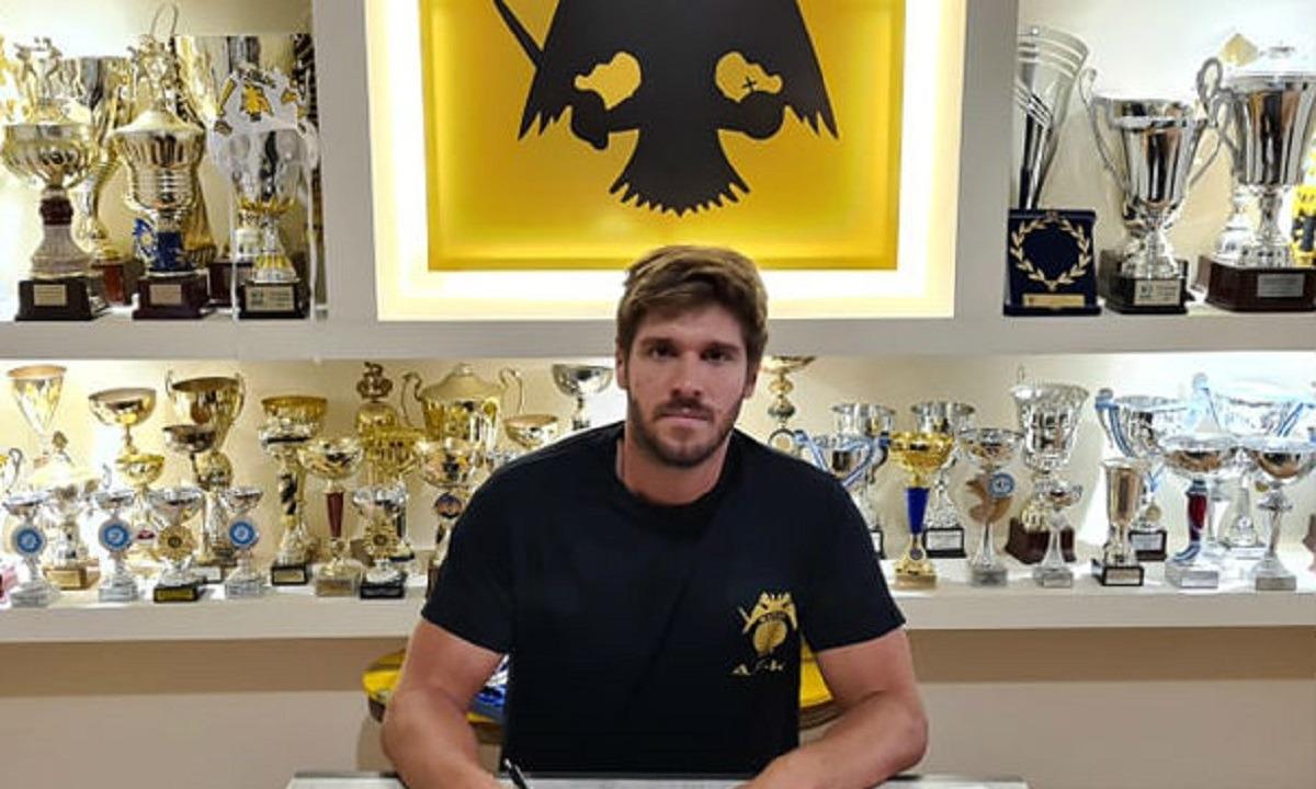 ΑΕΚ Πόλο: Ανακοίνωσε τη σπουδαία κίνηση με Βούκσεβιτς!