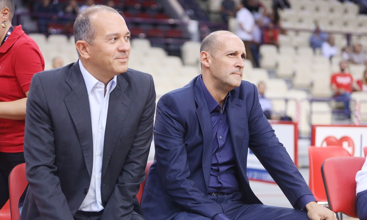 Γιώργος και Παναγιώτης Αγγελόπουλος
