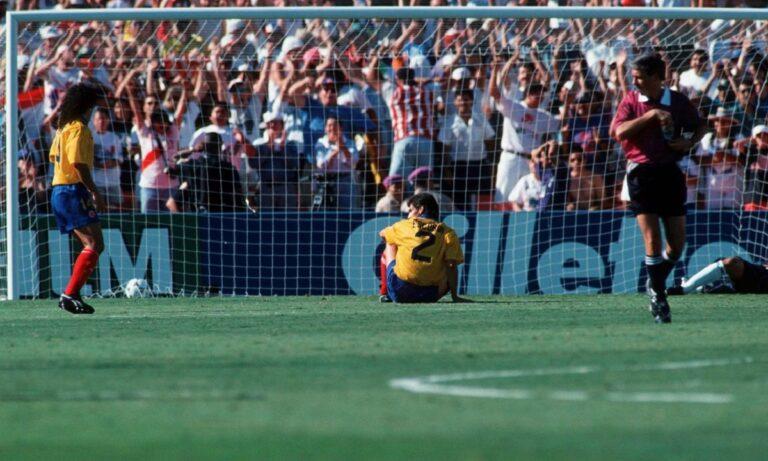 Η δολοφονία του Αντρές Εσκομπάρ: Το τέλος του ρομαντικού ποδοσφαίρου