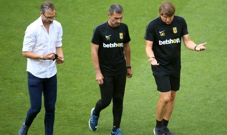 Χαριστέας: «Ο Καρυπίδης προσπαθεί να πετύχει διακανονισμό με του πρώην παίκτες» (vid)