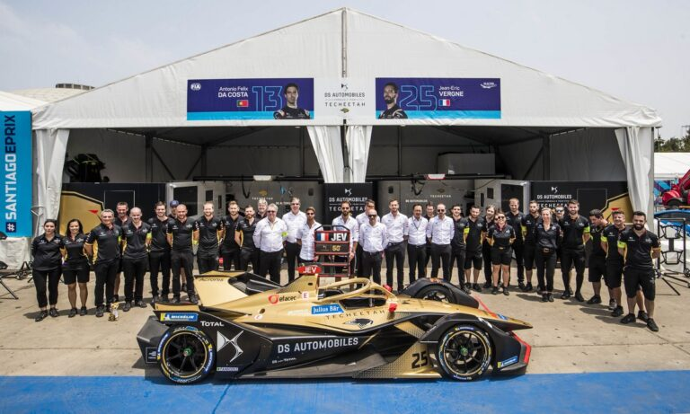 DS Automobiles: Έτοιμη να κατακτήσει το πρωτάθλημα οδηγών και κατασκευαστών