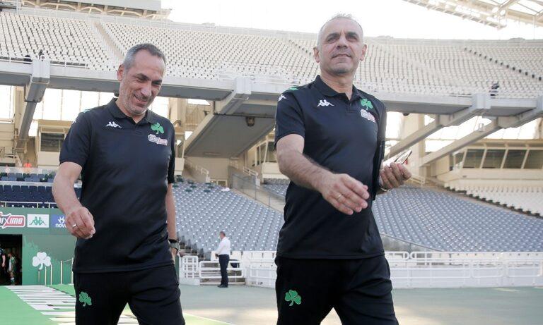 Αγγελίνας: «Το ένα γκολ ακυρώθηκε ως συνήθως»