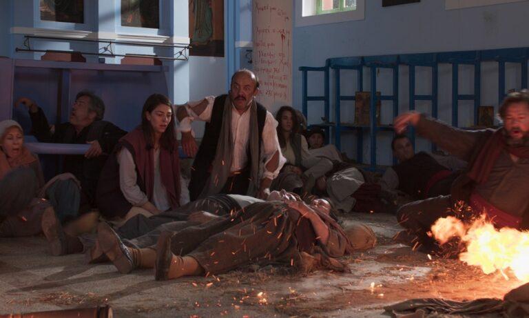 Κόκκινο Ποτάμι: Χαμός στο twitter! «Έκαιγαν Χριστιανούς μέσα σε εκκλησίες»!