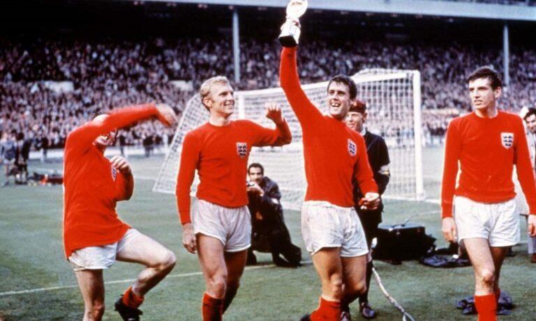 Παγκόσμιο Κύπελλο 1966: Το χρυσό δοκάρι βρίσκεται ακόμη στο «Γουέμπλεϊ» (vid)