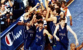 Eurobasket 1999: Το τελευταίο στα χρώματα των «ατζούρι» (vid)