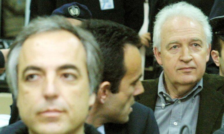 17 Νοέμβρη: Ο Γιωτόπουλος στα χέρια της αστυνομίας