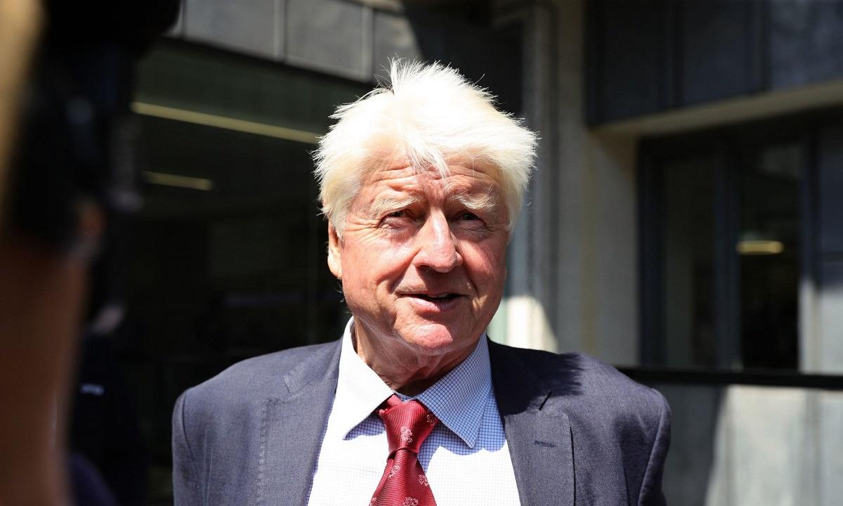 Στάνλεϊ Τζόνσον από το Πήλιο: «Δεν παραβίασα κάποιον νόμο -Είναι μεγάλη μου χαρά που έρχομαι στην Ελλάδα»