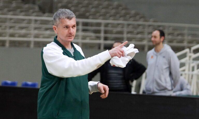 Παναθηναϊκός: Αναλαμβάνει team manager ο Καλαϊτζής