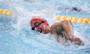 Πανελλήνιο Πρωτάθλημα Κολύμβησης: Ρεκόρ 5Χ5 (vid)