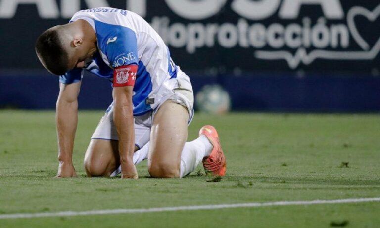 La Liga: Υποβιβάστηκε η Λεγανές, Ευρώπη Σοσιεδάδ και Γρανάδα (vds)