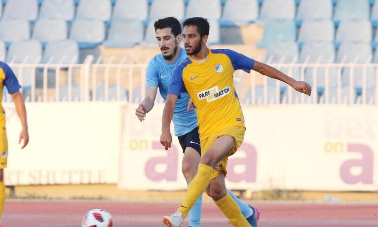 Αλ-Τάμαρι: Η πίεση «λυγίζει» τον ΑΠΟΕΛ, συμφωνία Ολυμπιακού με τον παίκτη!