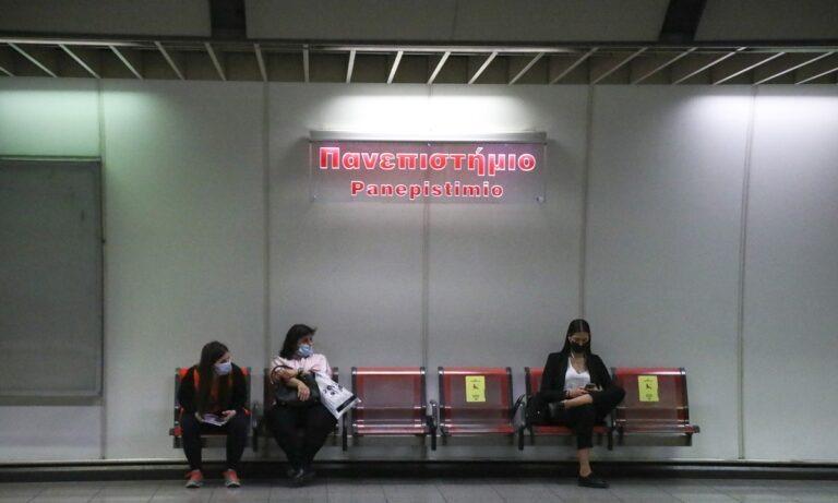 Μετρό: Ανοίγουν τρεις νέοι σταθμοί τη Δευτέρα 6 Ιουλίου
