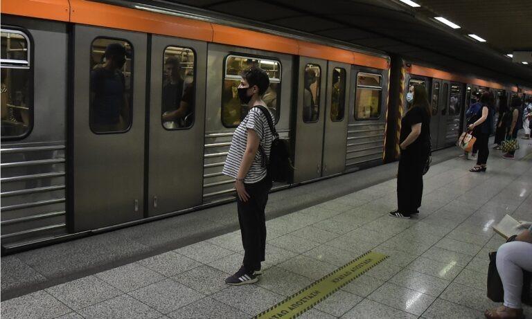 Μετρό: Τηλεφώνημα για βόμβα -Κλειστός ο σταθμός Αιγάλεω