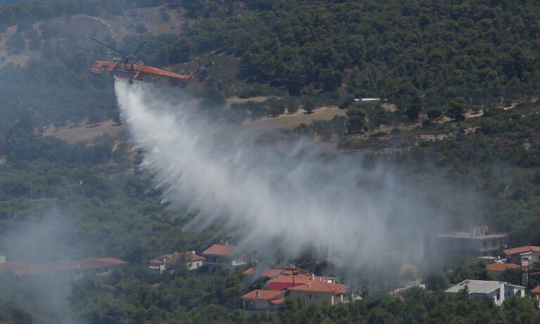Πυροσβεστική: 62 δασικές πυρκαγιές σε ένα 24ωρο